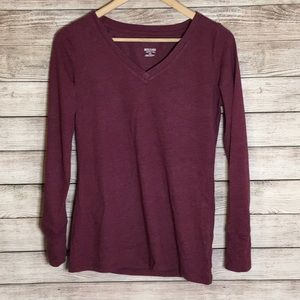 Women's Mossimo Supply Co Long Sleeve Shirt Size M